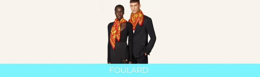 Achat en ligne Foulard Versace Collection 2021 jusqu'à -40%